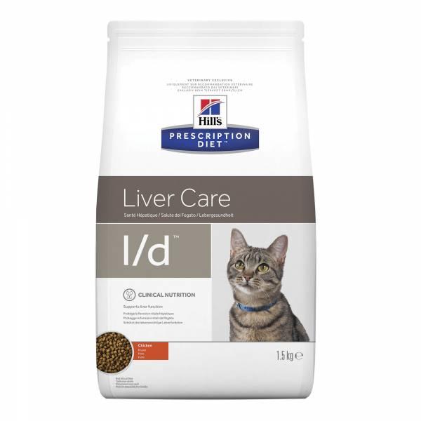 Hill's LD Feline 1.5 kg