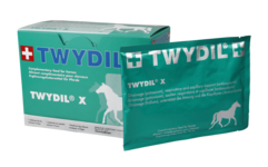Twydil X Ademhaling Paard 10 x 60 gram