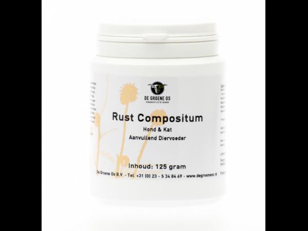 Rust Compositum Groene Os