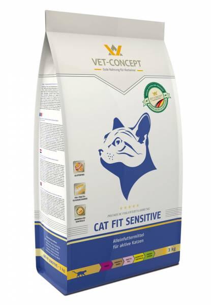 Vet-Concept Fit Sensitive Kattenvoer