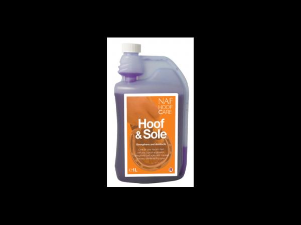 NAF ProFeet Hoof & Sole Paard 1 liter