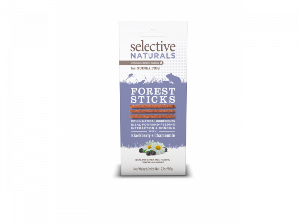 Supreme Science Selective Forest Sticks met bramen en kamille 60 gram