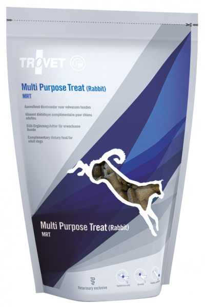 Trovet MRT Treats Multi Purpose (Rabbit) Snacks 6 x 400 g