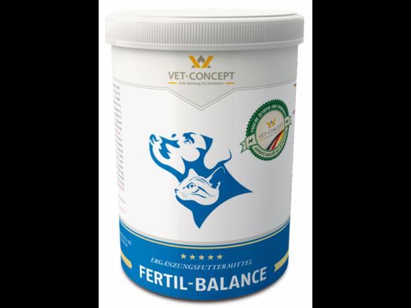 Fertile Balance Vet-concept Fok Hond Kat 500 gram