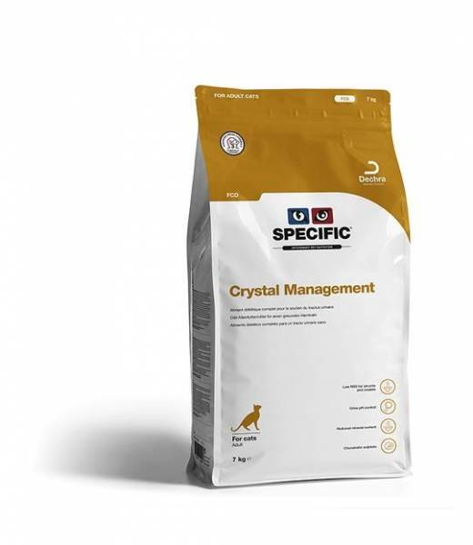 Specific FCD Crystal Management kat