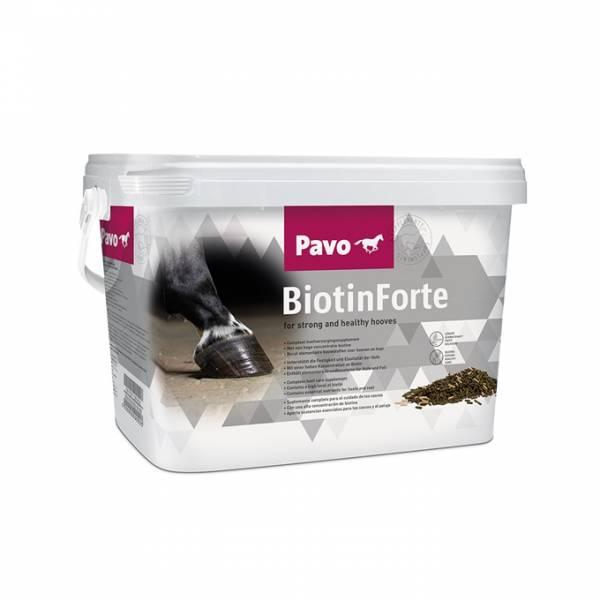 Pavo Biotin Forte 3 kg