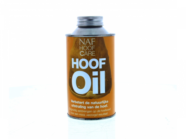 NAF Hoof Oil Paard 500 ml