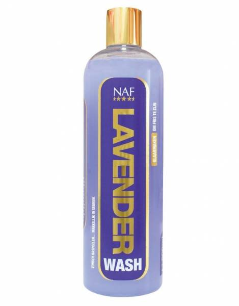 NAF Lavender Wash Paard 500 ml