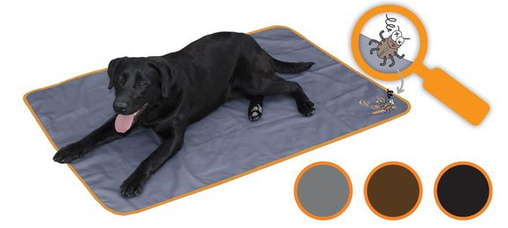 Bodyguard Dog Blanket