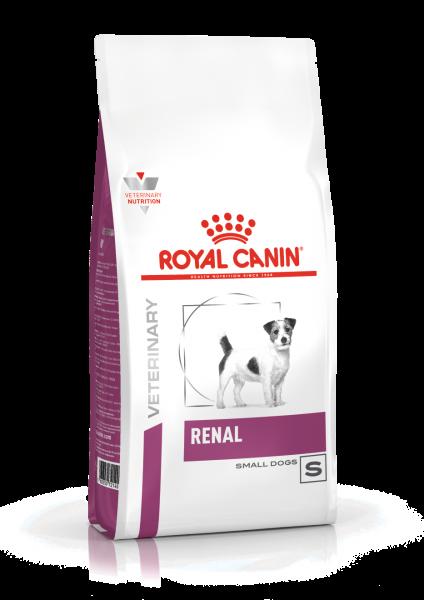 Royal Canin Renal Small Dog - Dieetvoeding voor ondersteuning van de nierfunctie van volwassen klein