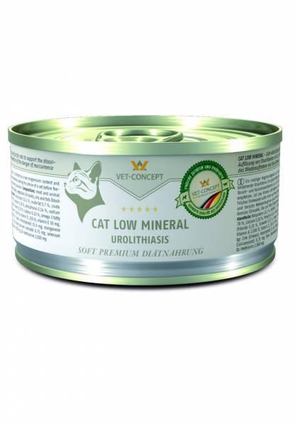 Vet-Concept Kattenmenu Low Mineral