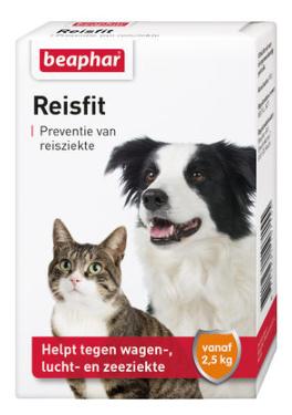 Beaphar Reisfit 10 tabletten