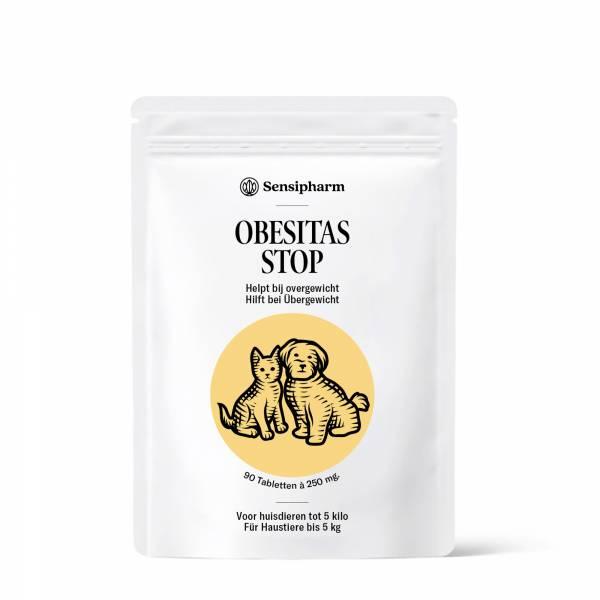 Sensipharm Obesitas Stop Kleine Huisdieren 90 tabletten