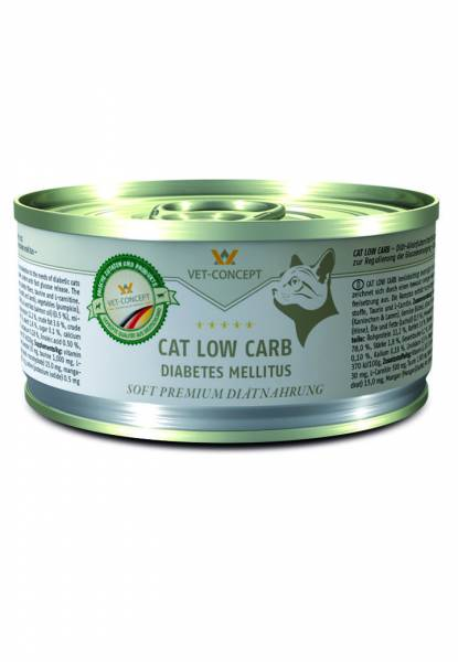 Vet-Concept Low Carb Kattenvoer