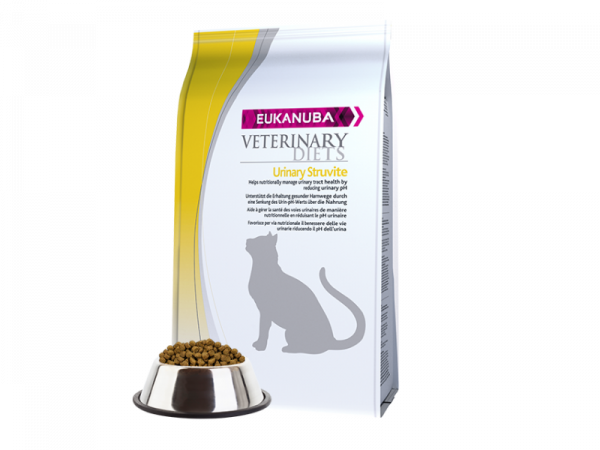 Eukanuba Cat Urinary Struvites Cat 1.5 kg