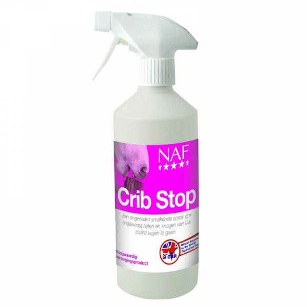NAF Crib Stop Spray 500 ml