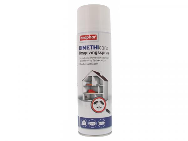 Beaphar Dimethicare Omgevingsspray Vlo Teek 400 ml