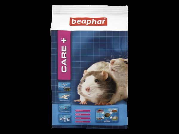 Beaphar Care+ Rat 4 x 1.5 kg