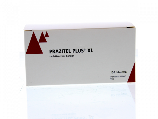 Prazitel Plus XL Ontwormingstablet Hond