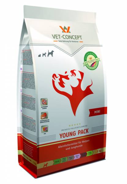 Vet-Concept Young Pack Puppyvoer