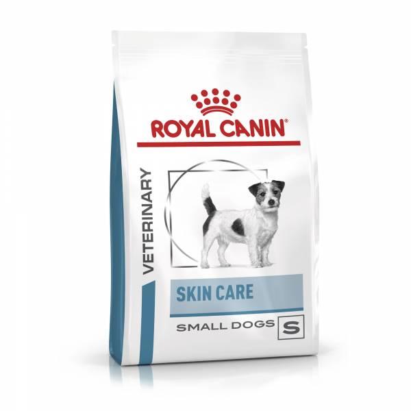 Royal Canin Skin Care Small Dog - Dieetvoeding kleine hond huidaandoening of overmatige haaruitval