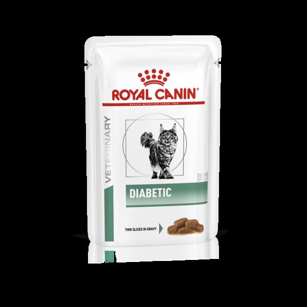 Royal Canin Diabetic kat