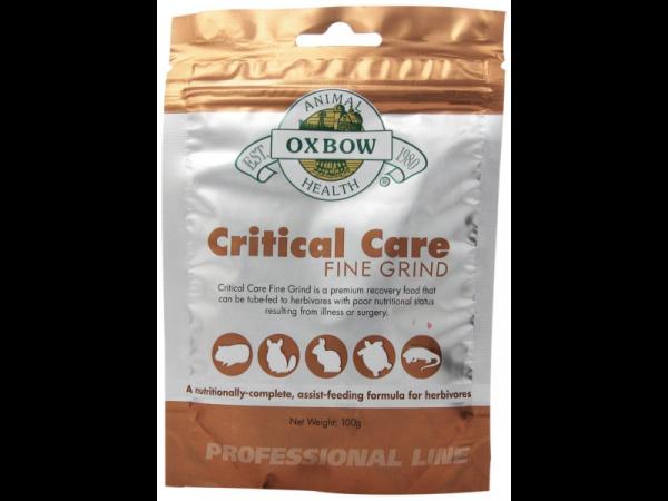 Critical Care Fine Grind 1 Sachet 100 gram
