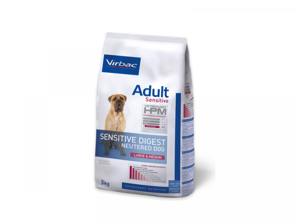 HPM Adult Neutered Dog Sensitive Digest Large & Medium