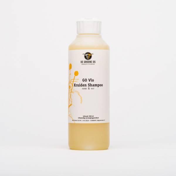 GO Vlo Kruiden Shampoo Groene Os 250 ml