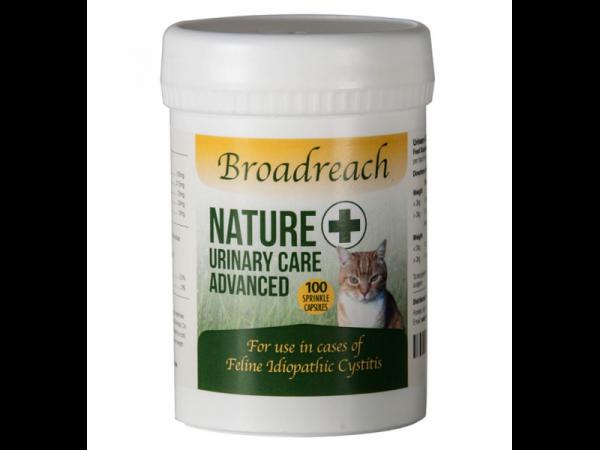 Broadreach Nature+ Urinary Care Urinewegen Kat 100 capsules