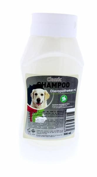 Shampoo Classic Hond Dierapotheker.nl 500 ml