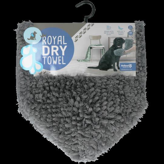 Royal Dry Towel Hond Onderweg