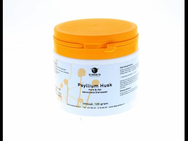 Psyllium Husk Groene Os 125 gram