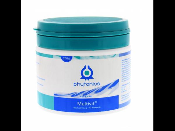 Phytonics Multivit Hond-Kat 250 gram