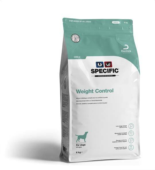 Specific CRD-2 Weight Control hond