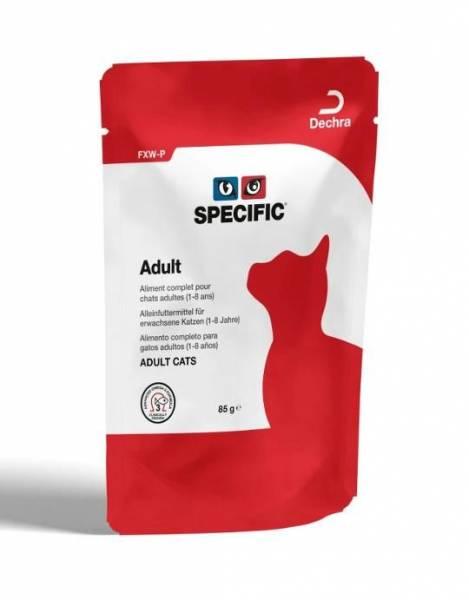 Specific Adult FXW-P Kat Pouch 4x12x85 gram