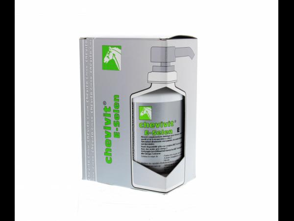 Chevivit E-Selen E 250 ml flacon met doseerpompje