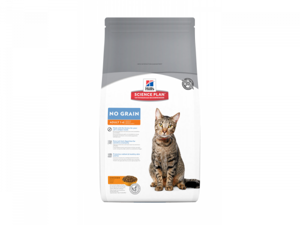 Hill's Science Plan Adult No Grain Kattenvoer 12 x 300 gram