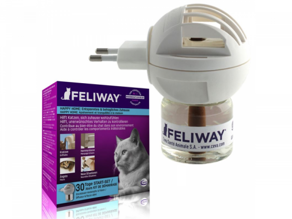 Feliway Verdamper kat