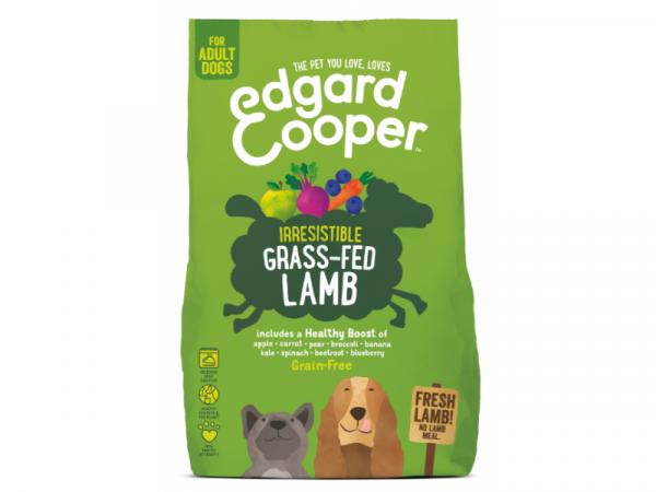 Edgard & Cooper Adult Vers Graslam