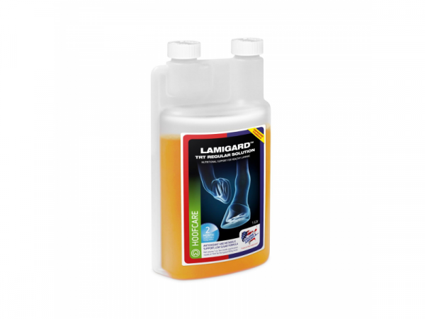 Lamigard TRT Regular Solution Equine America 1 liter