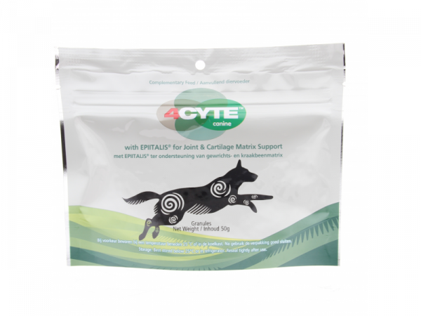 4Cyte Hond Kat 50 gram