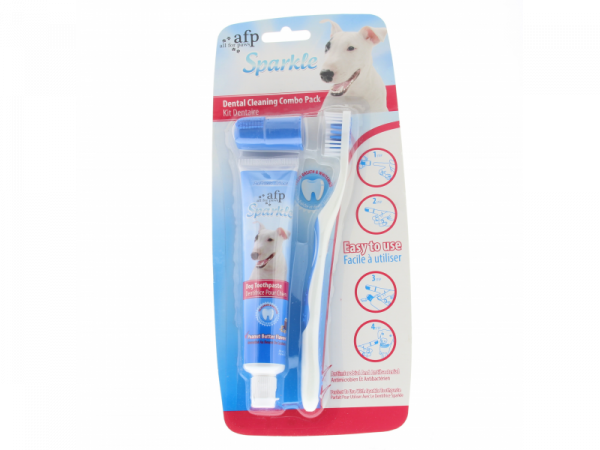 AFP Sparkle Combo Pack (Brush, Finger Brush)