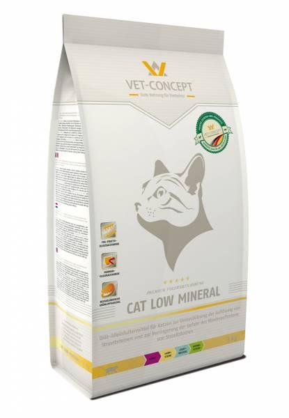 Vet-Concept Low Mineral Kat