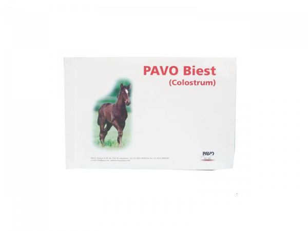 Pavo Veulen Biest sachet 150 gram