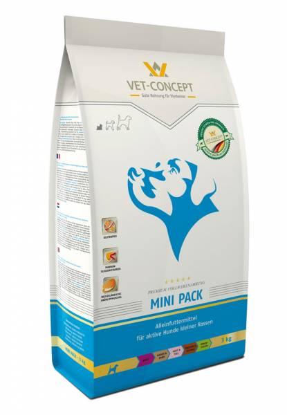 Vet-Concept Mini Pack Hondenvoer