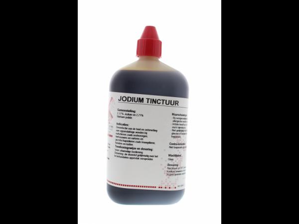 Jodium Tinctuur 2% 1 liter