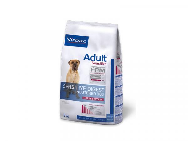 HPM Adult Neutered Dog Sensitive Digest Large & Medium