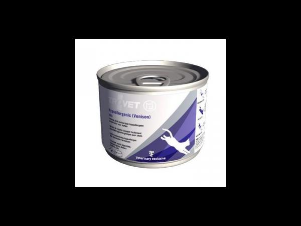 Trovet VRD Hypoallergenic (Venison) Kat 12 x 200 gram