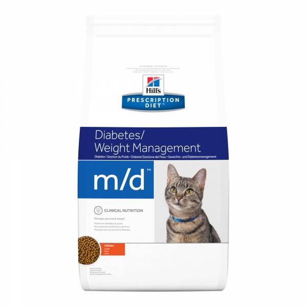 Hill's Prescription Diet MD Diabetes/Weight Management Kattenvoer